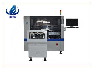 Led Light Chip Mounter Machine Electronics Production Pcb Assembly Line Ht-E6T-1200 8 Heads