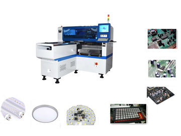 380AC 50Hz LED Chip Mounter Machine , HT-E8S SMT Placement Machine For Shaped Components