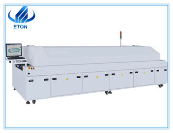 ET-R8 SMT Reflow Oven X Series 8 Zones Full Computer Control With SMT Process Technology