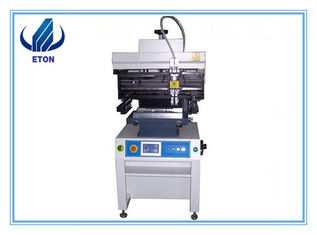 ET-S600 Semi Automatic Stencil Printer PCB Thickness 0 - 50mm For LED SMT Manufacturing