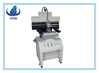High Performance LED SMT Semi Automatic Stencil Printer PCB Soldering Printer