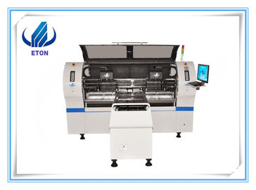 Visual Camera Pick And Place Machine , Chip Mounter Machine 30000~35000CPH Speed