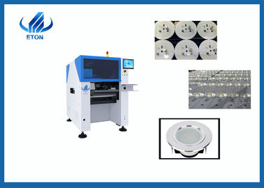 Windows 7 System Led Chip Smd Mounting Machine Bulb Making Equipment 1 Year Warrenty